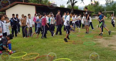 Con Un deportista más, un delincuente menos, beneficia SSP a miles de niños michoacanos